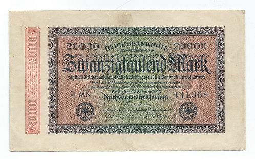 Germany - 20000 Mark - 1923
