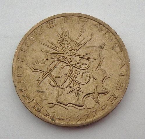 France - 10 Francs - 1977