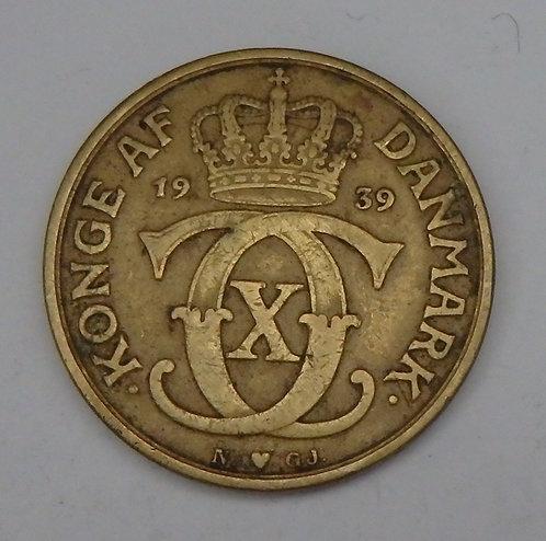 Denmark - Krone - 1939