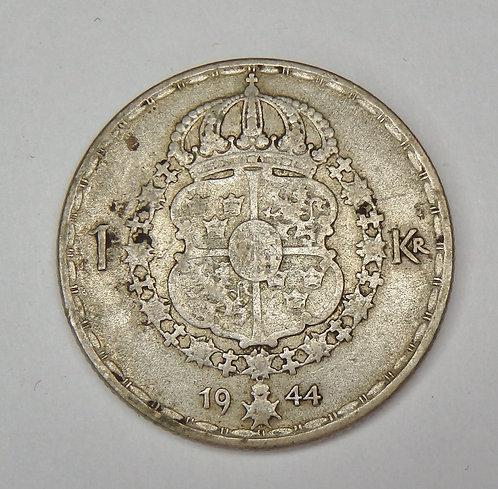 Sweden - Krona - 1944-G