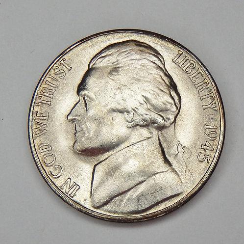 1945-S Jefferson Nickel