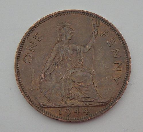 Great Britain - Penny - 1944