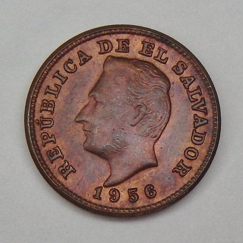 El Salvador - Centavo - 1956