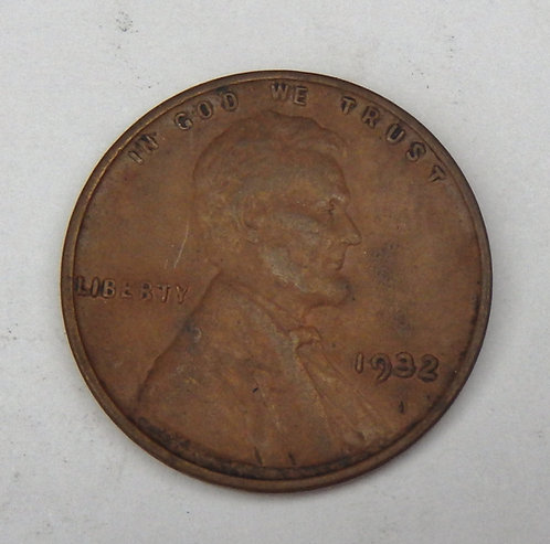 1932 Lincoln Cent