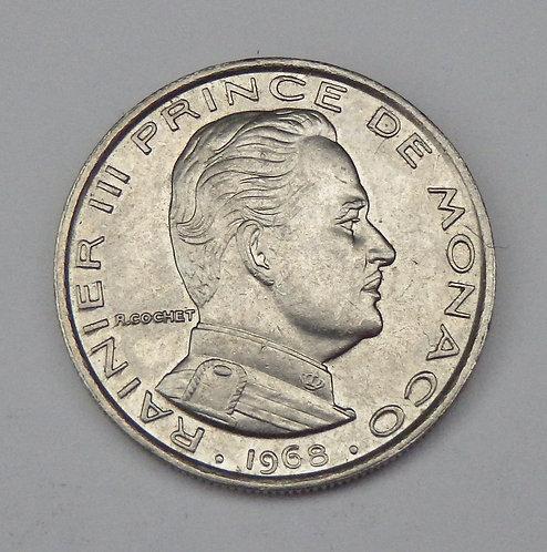 Monaco - Franc - 1968