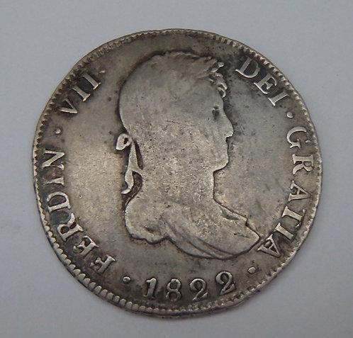 Bolivia - 4 Reales - 1822-PTS