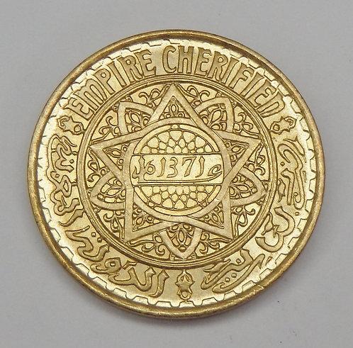 Morocco - 50 Francs - 1951