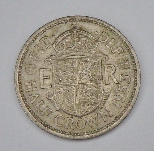 Great Britain - Half Crown - 1953