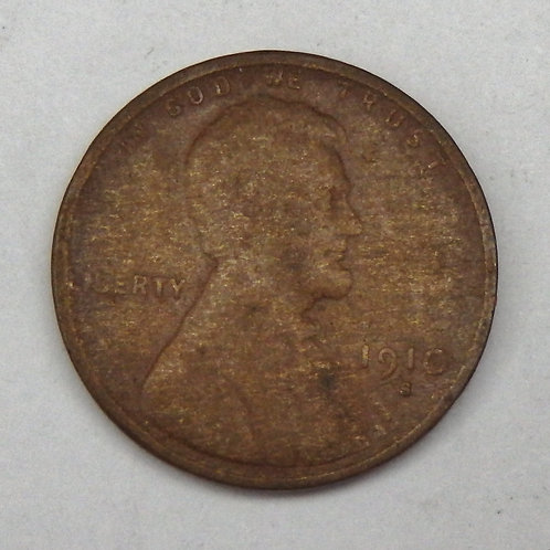 1914-S Lincoln Cent