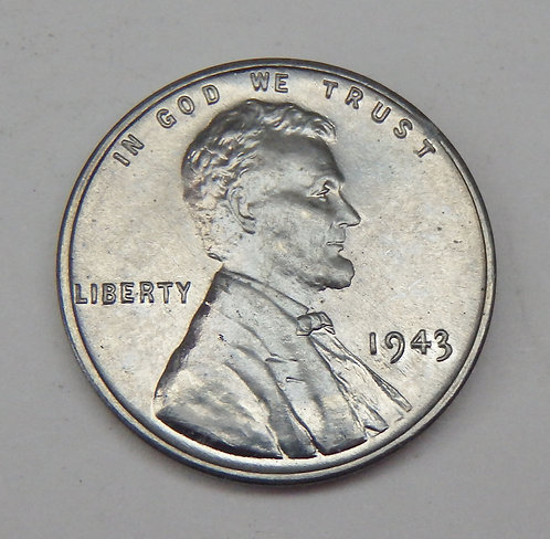 1943 Lincoln Cent