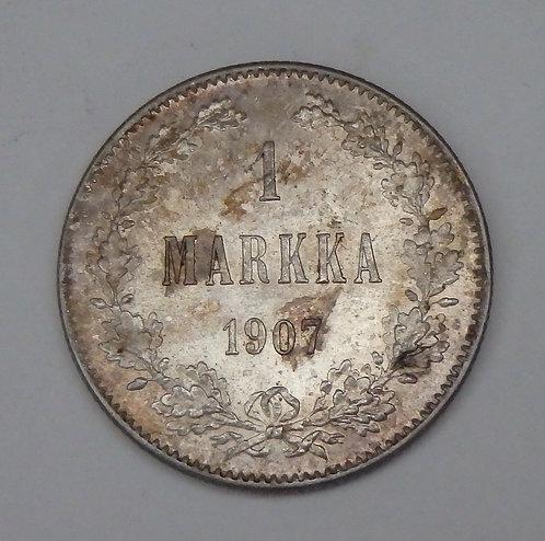 Finland - Markka - 1907-L