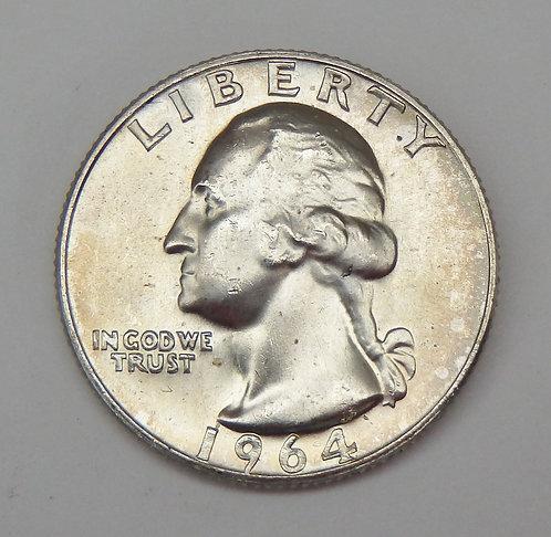 1964-D Washington Quarter