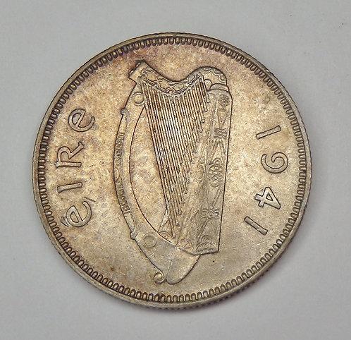 Ireland - Shilling - 1941