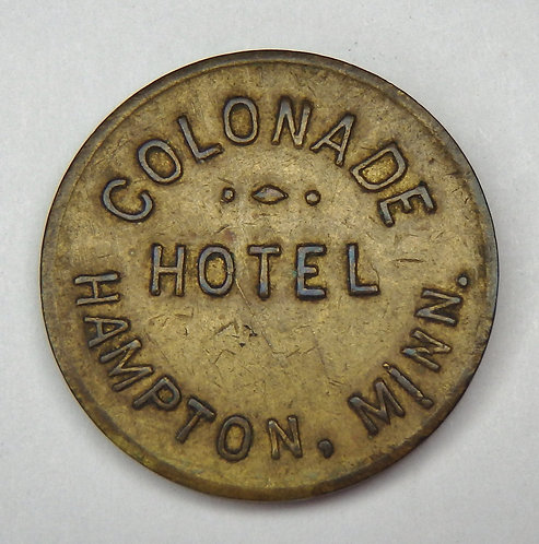 Minnesota, Hampton - Colonade Hotel