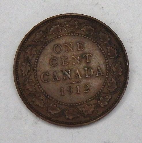 Canada - Cent - 1912