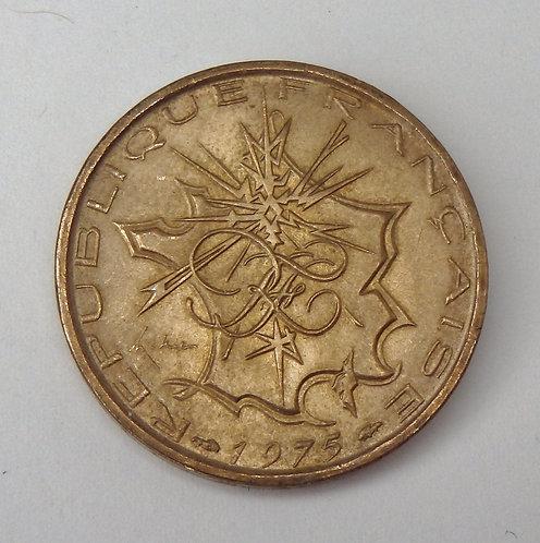 France - 10 Francs - 1975