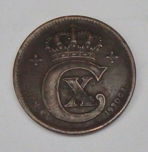 Denmark - 2 Ore - 1920