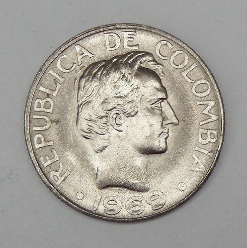 Columbia - 20 Centavos - 1969