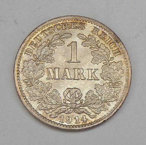 Germany - Mark - 1915-D