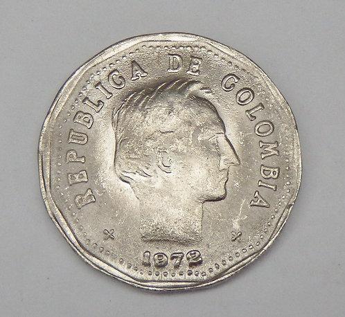 Columbia - 50 Centavos - 1972