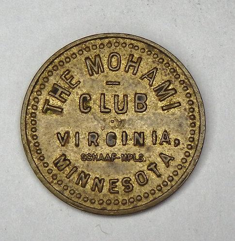 Minnesota, Virginia - The Mohami Club Token