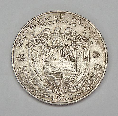 Panama - 1/4 Balboa - 1962