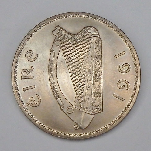 Ireland - Half Crown - 1961