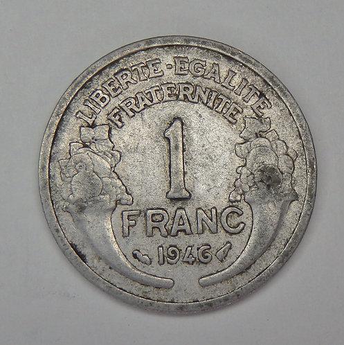 France - Franc - 1946
