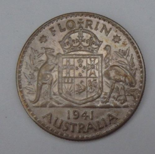 Australia - Florin - 1941