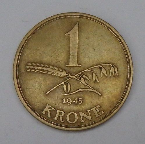 Denmark - Krone - 1945