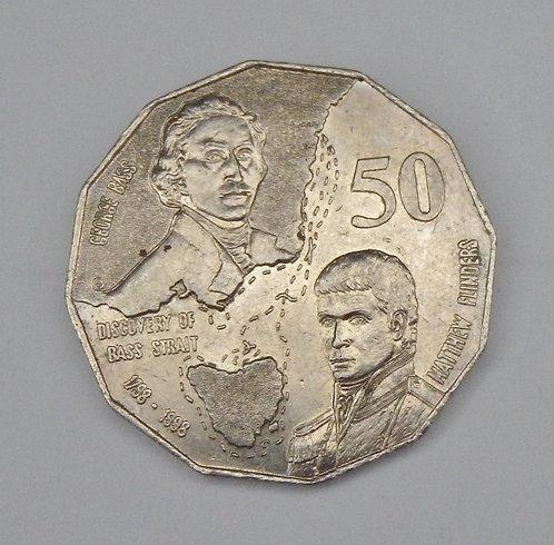 Australia - 50 Cents - 1998