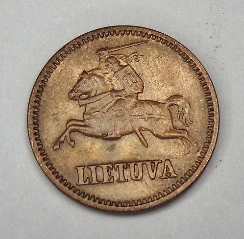 Lithuania - Centas - 1936