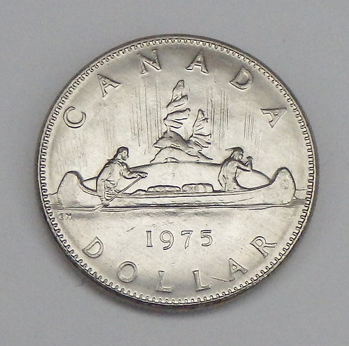 Canada - Dollar - 1975