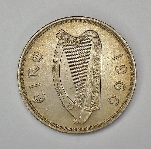 Ireland - Shilling - 1966