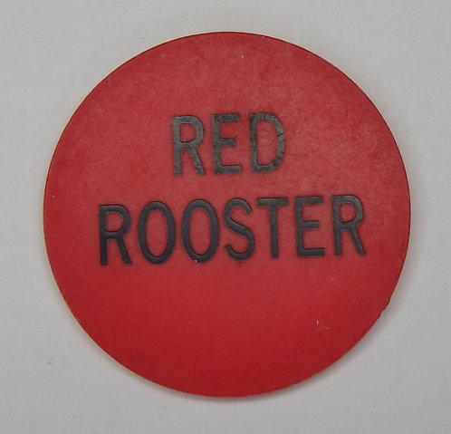 Minnesota, Genola - Red Rooster Token