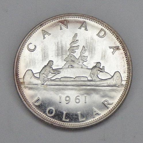 Canada - Dollar - 1961
