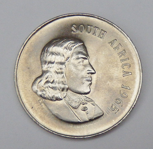 South Africa - 20 Cents - 1965