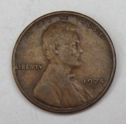 1923-S Wheat Penny