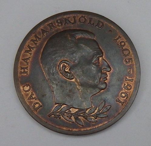 Denmark - Medal - 1962