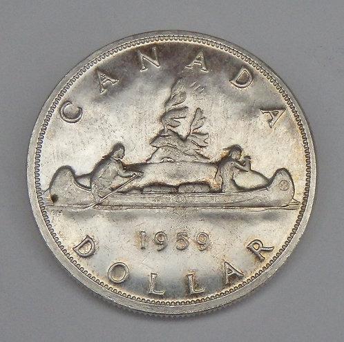Canada - Dollar - 1959