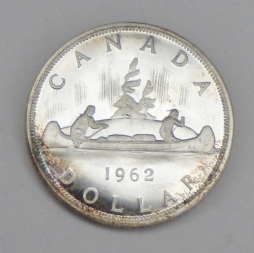 Canada - Dollar - 1962