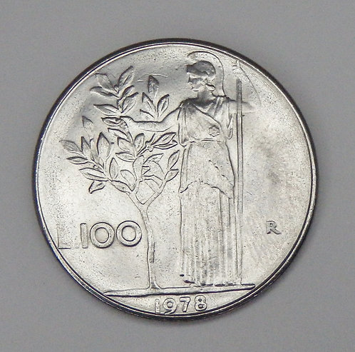 Italy - 100 Lire - 1978R