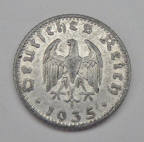 Germany - 50 Reichspfennig - 1935D