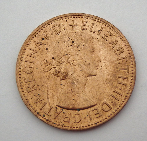 Great Britain - Penny - 1963