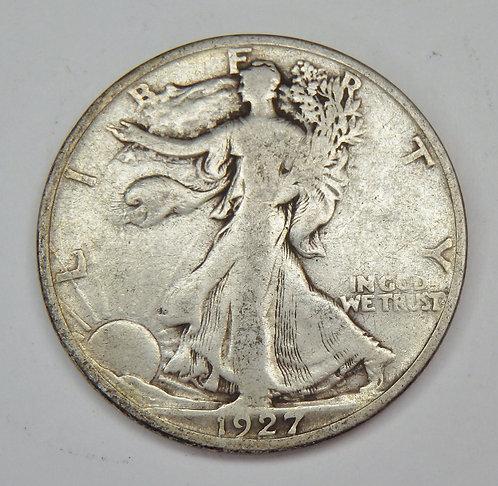 1927-S Walking Liberty Half Dollar