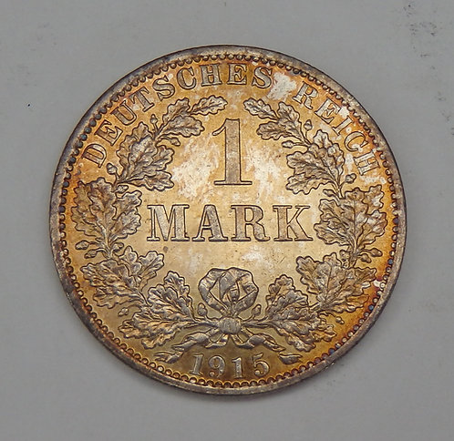 Germany - Mark - 1915-A