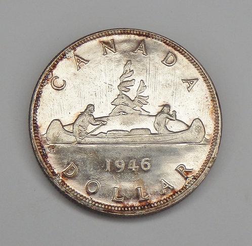 Canada - Dollar - 1946