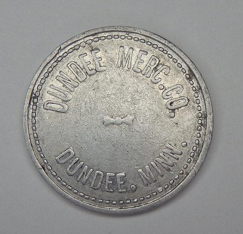 Minnesota, Dundee - Dundee Merc. Co. Token