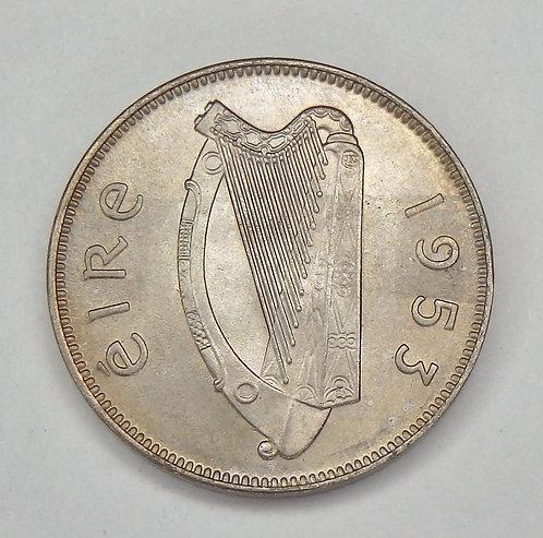 Ireland - 6 Pence - 1953