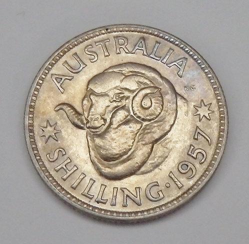Australia - Shilling - 1957